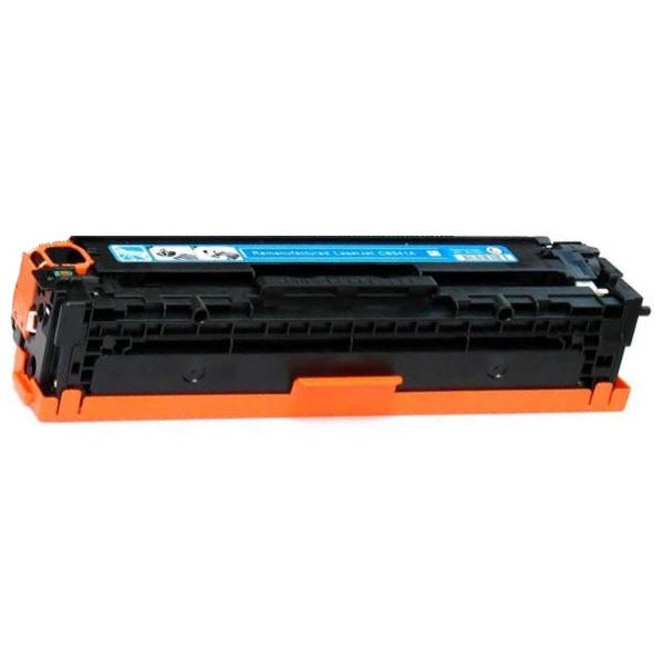CE321A Toner Cartridge - HP Remanufactured (Cyan)
