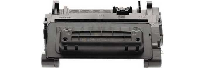 CE390A Toner Cartridge - HP Compatible (Black)