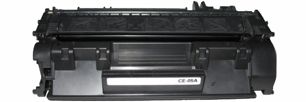 CE505A Toner Cartridge - HP Compatible (Black)