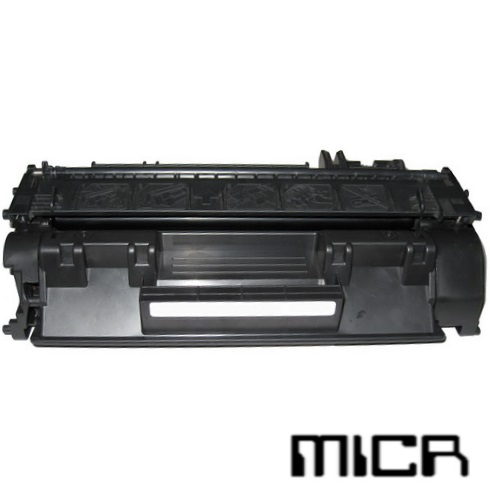CE505A-micr MICR Toner Cartridge - HP Remanufactured (Black)