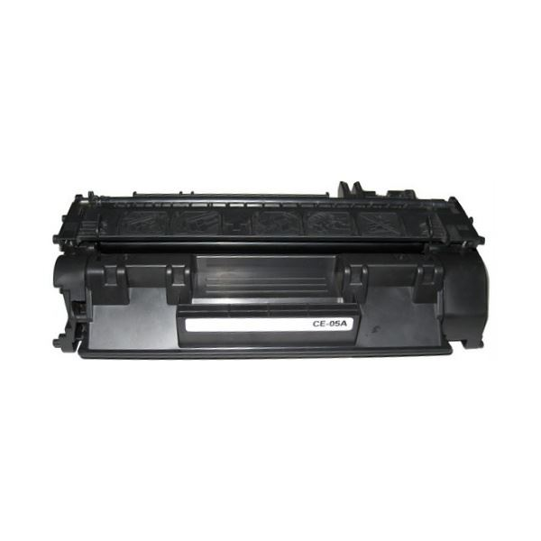 CE505X Toner Cartridge - HP Compatible (Black)