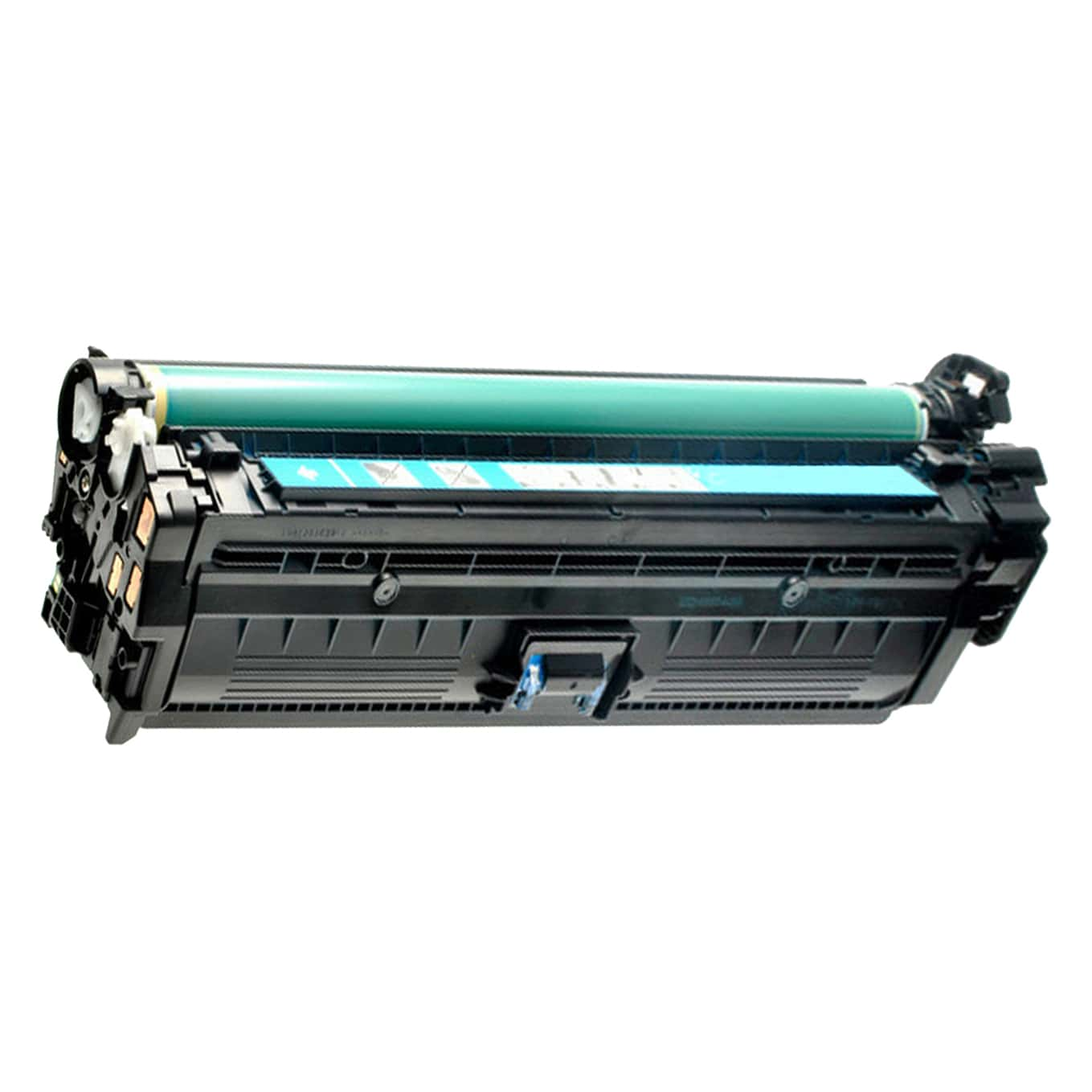 CE741A Toner Cartridge - HP Remanufactured (Cyan)