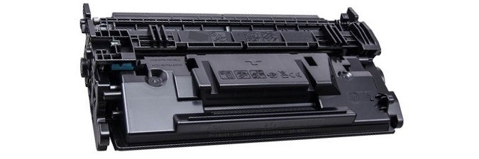 CF287A Toner Cartridge - HP Compatible (Black)