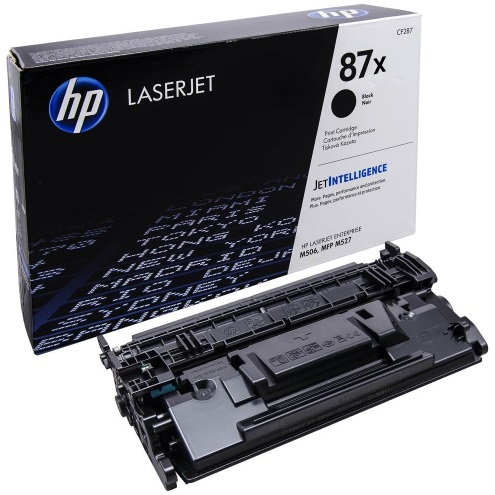 CF287X Toner Cartridge - HP Genuine OEM (Black)