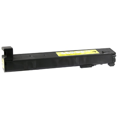 CF312A Toner Cartridge - HP Remanufactured (Yellow)