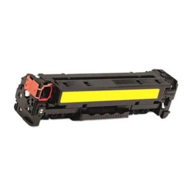 CF382A Toner Cartridge - HP Remanufactured (Yellow)