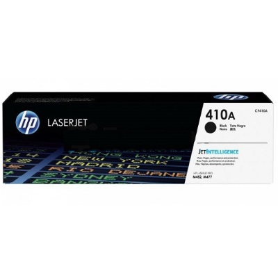 CF410A Toner Cartridge - HP Genuine OEM (Black)