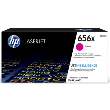 CF463X Toner Cartridge - HP Genuine OEM (Magenta)