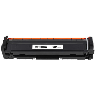 CF500A Toner Cartridge - HP Compatible (Black)