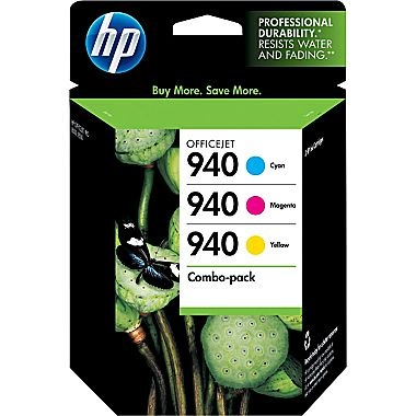 CN065FN Ink Cartridge - HP Genuine OEM (Bundle Pack)