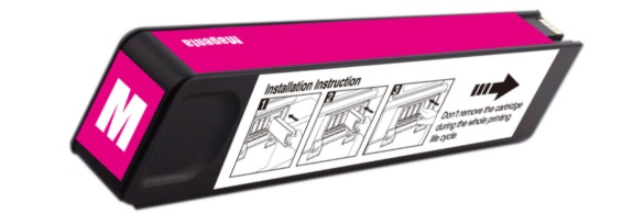 HP 980 Magenta Ink Cartridge - HP Compatible (Magenta)