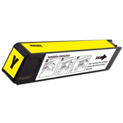 HP 980 Yellow Ink Cartridge - HP Compatible (Yellow)