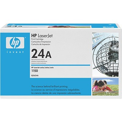 Q2624A Toner Cartridge - HP Genuine OEM (Black)