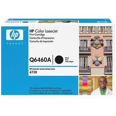 Q6460A Toner Cartridge - HP Genuine OEM (Black)