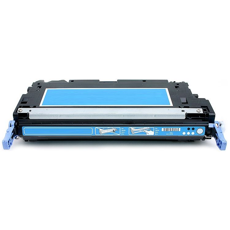 Q7581A Toner Cartridge - HP Remanufactured (Cyan)