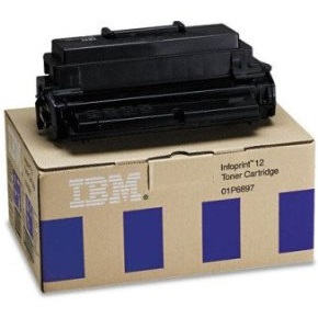 01P6897 Toner Cartridge - IBM Genuine OEM (Black)