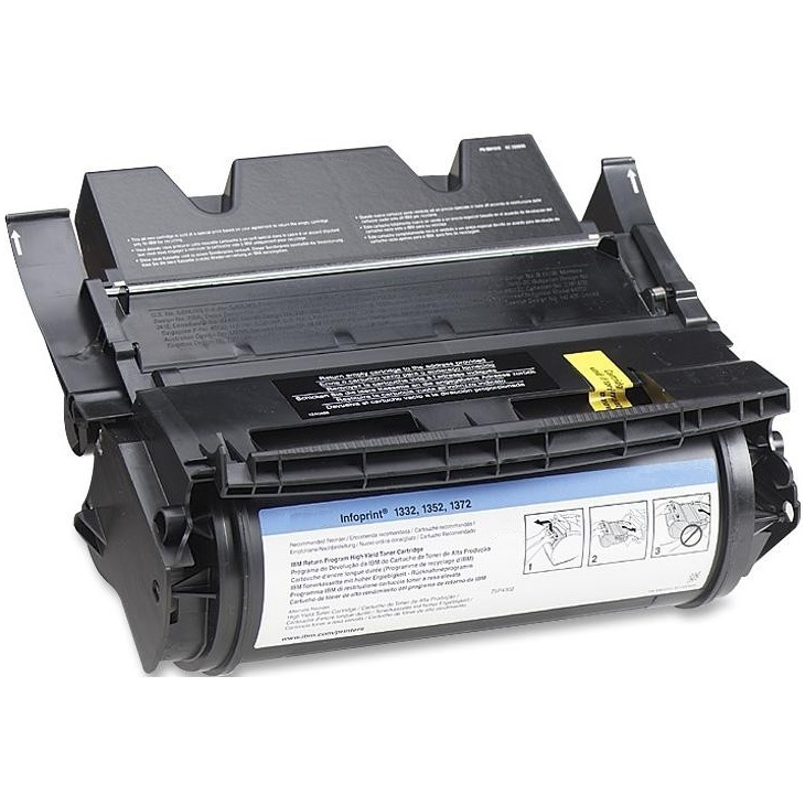 75P4305 Toner Cartridge - IBM Remanufactured (Black)