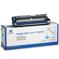 1710517-004 Toner Cartridge - Konica-Minolta Genuine OEM (Cyan)