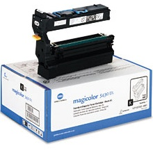 1710580-001 Toner Cartridge - Konica-Minolta Genuine OEM (Black)