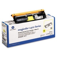 1710587-001 Toner Cartridge - Konica-Minolta Genuine OEM (Yellow)