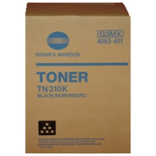 TN310K Toner Cartridge - Konica-Minolta Genuine OEM (Black)