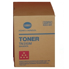 4053-601 Toner Cartridge - Konica-Minolta Genuine OEM (Magenta)