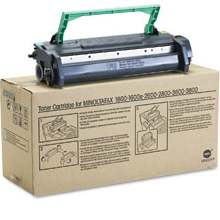 4152-611 Toner Cartridge - Konica-Minolta Genuine OEM (Black)