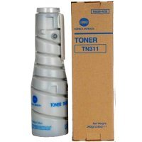 8938-413 Toner Cartridge - Konica-Minolta Genuine OEM (Black)