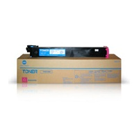 TN312M Toner Cartridge - Konica-Minolta Genuine OEM (Magenta)
