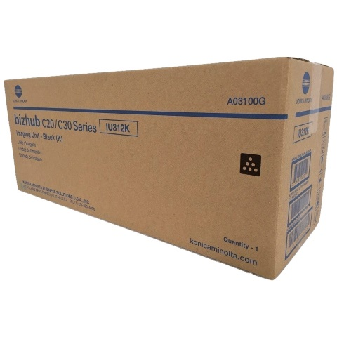 A03100G Imaging Unit - Konica-Minolta Genuine OEM (Black)