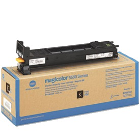 A06V132 Toner Cartridge - Konica-Minolta Genuine OEM (Black)