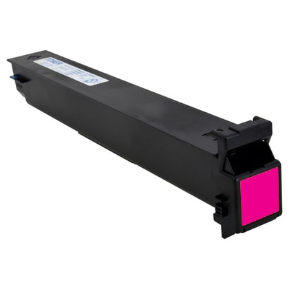 TN611M Toner Cartridge - Konica-Minolta Compatible (Magenta)