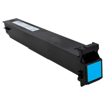 A070430 Toner Cartridge - Konica-Minolta Compatible (Cyan)