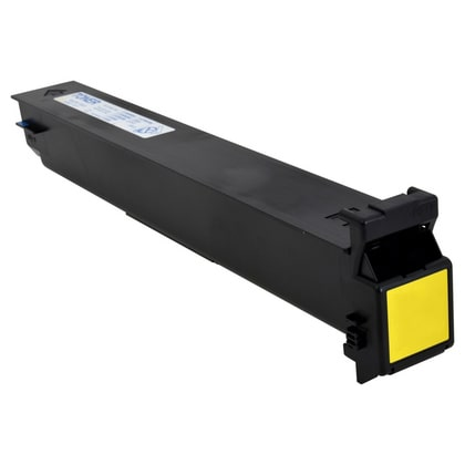 A0D7232 Toner Cartridge - Konica-Minolta Compatible (Yellow)