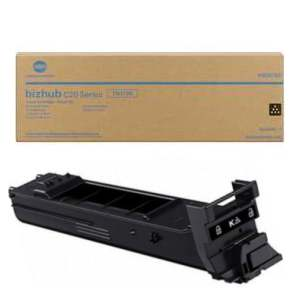 A0DK133 Toner Cartridge - Konica-Minolta Genuine OEM (Black)