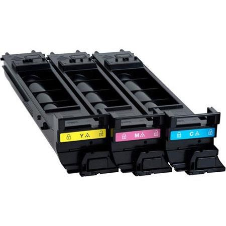 A0DKJ32 Toner Cartridge - Konica-Minolta Genuine OEM (Bundle Pack)