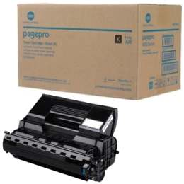 A0FP012 Toner Cartridge - Konica-Minolta Genuine OEM (Black)