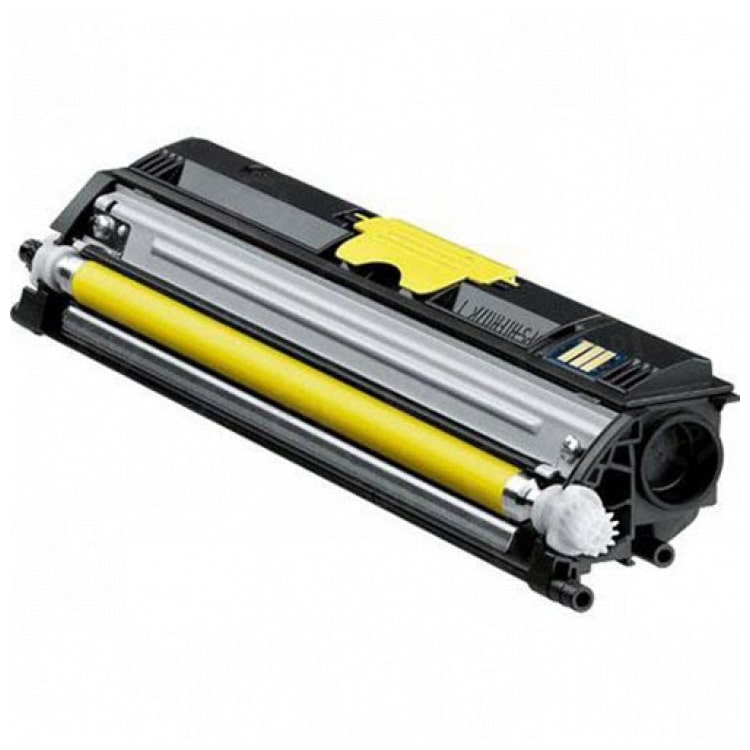 A0V306F Toner Cartridge - Konica-Minolta Compatible (Yellow)