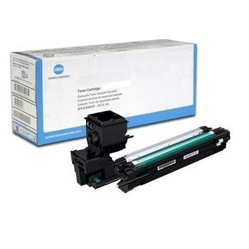 A0WG02F Toner Cartridge - Konica-Minolta Genuine OEM (Black)