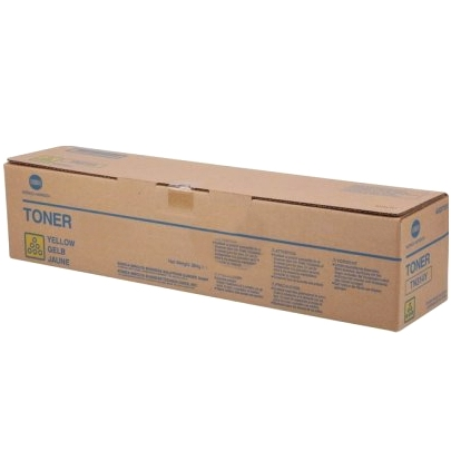 A0X5235 Toner Cartridge - Konica-Minolta Genuine OEM (Yellow)