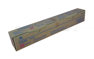 TN321M Toner Cartridge - Konica-Minolta Genuine OEM (Magenta)