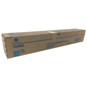 A5E7430 Toner Cartridge - Konica-Minolta Genuine OEM (Cyan)