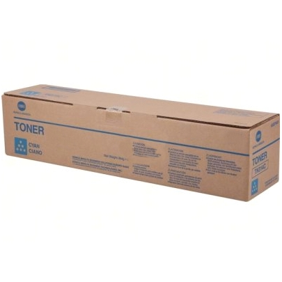 A5X0430 Toner Cartridge - Konica-Minolta Genuine OEM (Cyan)