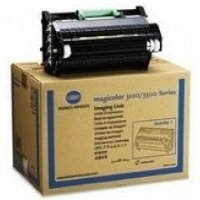 A63X03W Imaging Unit - Konica-Minolta Genuine OEM (Black)