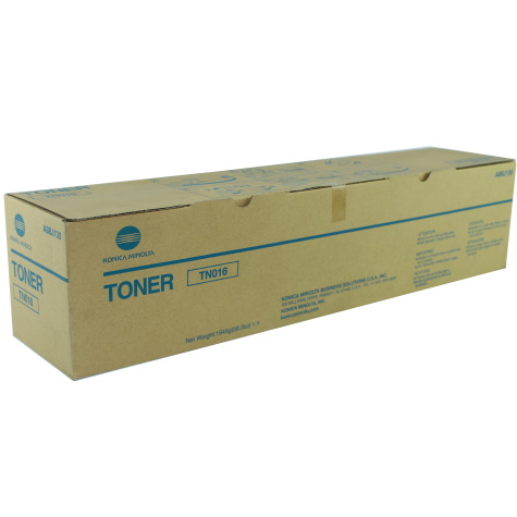 A88J130 Toner Cartridge - Konica-Minolta Genuine OEM (Black)
