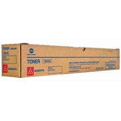 TN221M Toner Cartridge - Konica-Minolta Genuine OEM (Magenta)