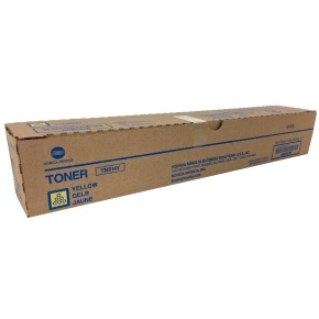 A9E8230 Toner Cartridge - Konica-Minolta Genuine OEM (Yellow)