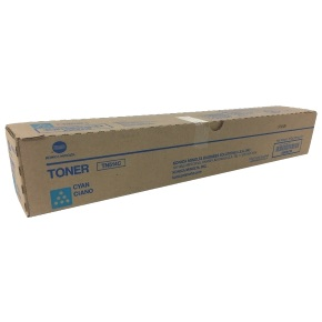 TN514C Toner Cartridge - Konica-Minolta Genuine OEM (Cyan)