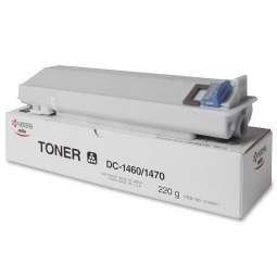 37098011 Toner Cartridge - Kyocera Mita Genuine OEM (Black)