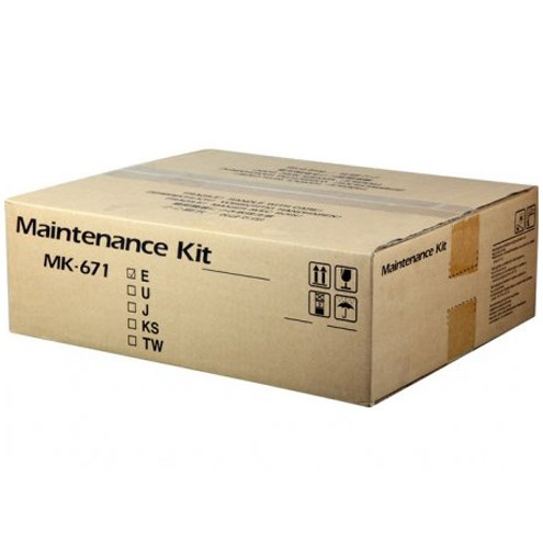 MK-671 Maintenance Kit - Kyocera Mita Genuine OEM